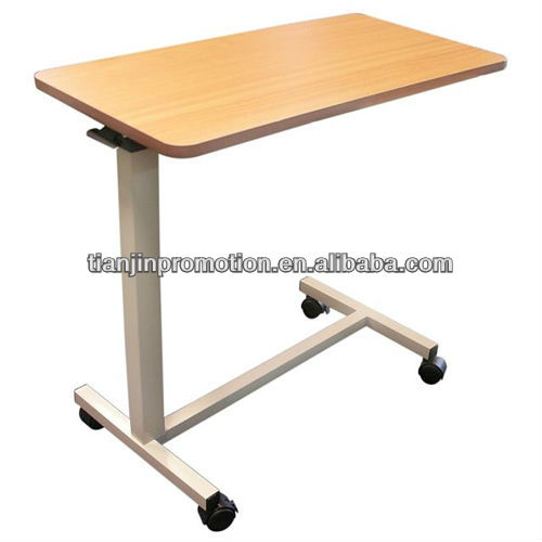 on stock Cheap hospital Overbed table