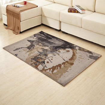 Simple Sculptured Rugs And Carpets