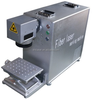 20w 30w Mopa Fiber Laser Source Laser Marking Machine for Stainless Steel Color Marking