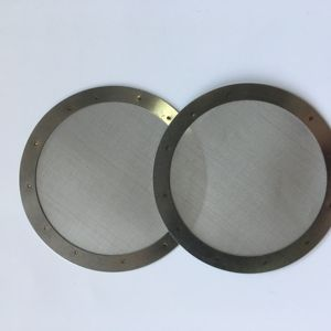New product best Stainless steel Coffee Aeropress Filter Disc