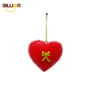 Small Heart Hanging Home Ornaments Cheap Iron Wall Decor