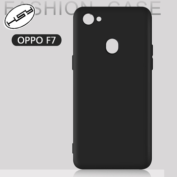 pick up 4261b 15c9f Huyshe Factory Supply For Oppo F7 Flexible Matte Tpu Silicone Mobile Phone  Back Cover Case - Buy For Oppo F7 Matte Tpu Case,For Oppo F7 Silicone Phone  ...