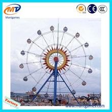 Family Ride Most Romantic outdoor theme park game ride Giant Ferris Wheel for sale