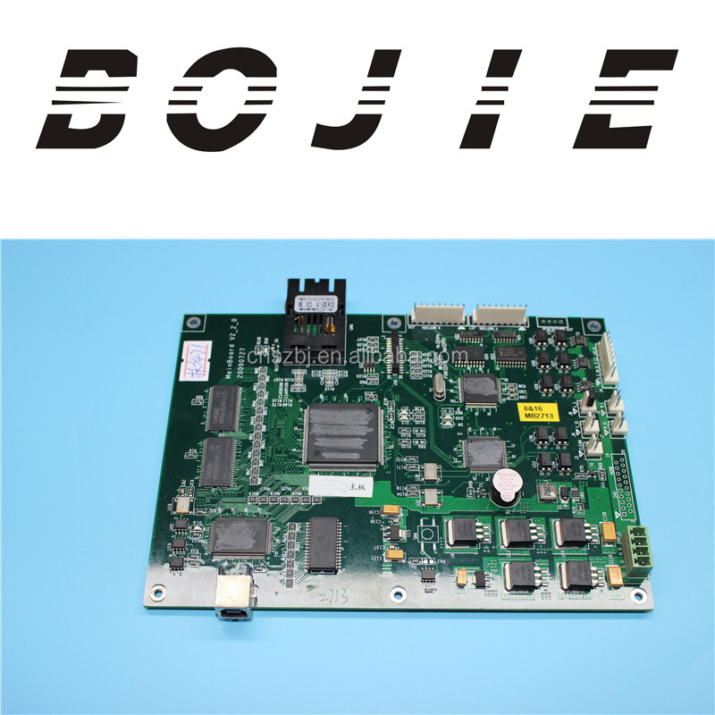 Taimes printer Konica printhead motherboard /mainboard /UMC board