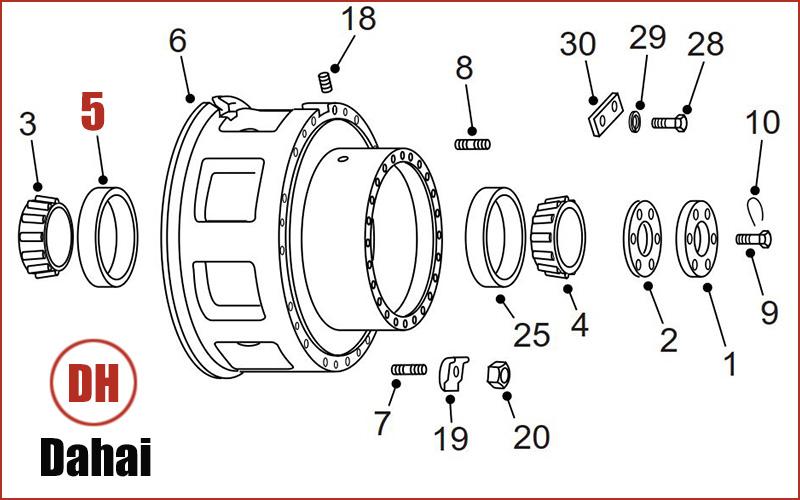 terex tr100 parts manual