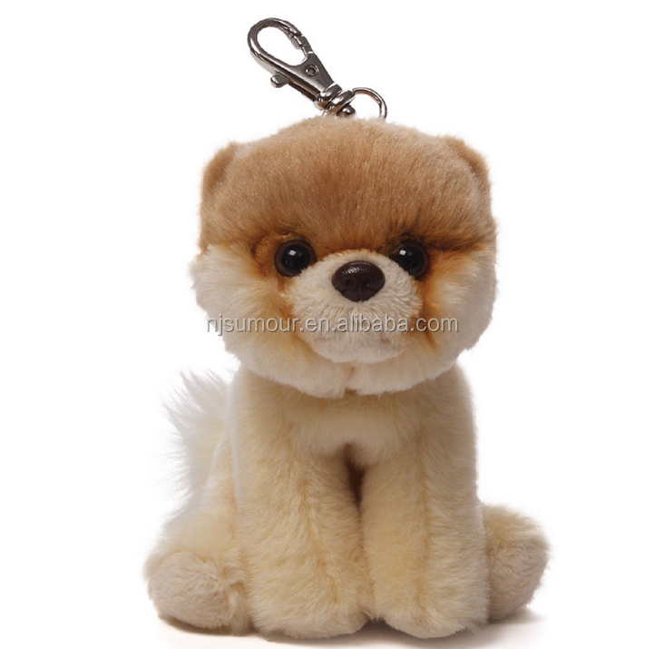 Gund - Itty Bitty Boo Backpack Clip - 5""