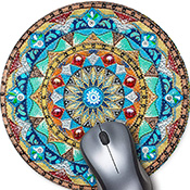 Custom design promotional waterproof carpet blank sublimation roll rubber material extend large gaming mouse pad