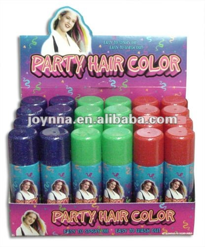 Instant Magic Party Hair Color Spray Product On Alibaba