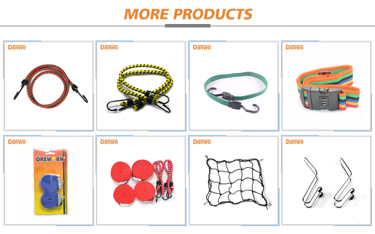 Schwere Toggle Ball Loop Bungee Cord, Stretchstränge mit Ball