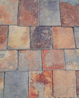 beautiful multicolor natural slate for roof tile wall tile