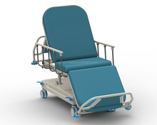 Hospital Electric Therapy Bed With Precision Weight Measurement System