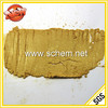 pure golden pearl pigment powder for printing inks