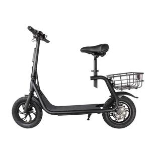 Adult Safe Seat 2 Wheel Electric Balance Scooter electric motorbike