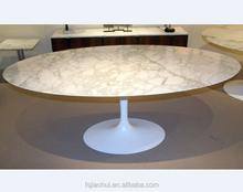 Saarinen Tafel Ovaal : Promotioneel saarinen tulp ovale tafel replica koop saarinen tulp