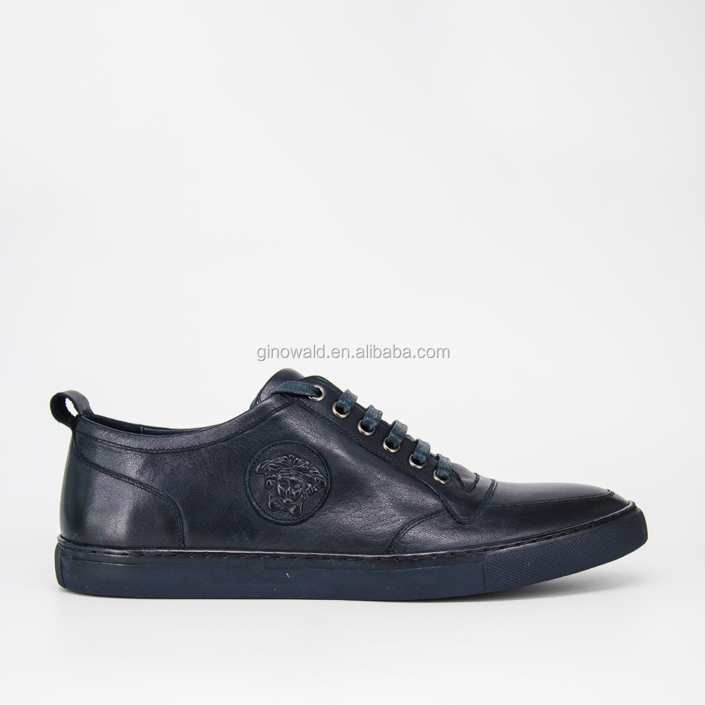 leather branded model china Alibaba shoes 2017 new men casual gS0Iaqx