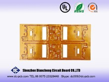 Multi-layer PCB manufacturing Heat-sink Bonding BGA PCB LED white solder mask