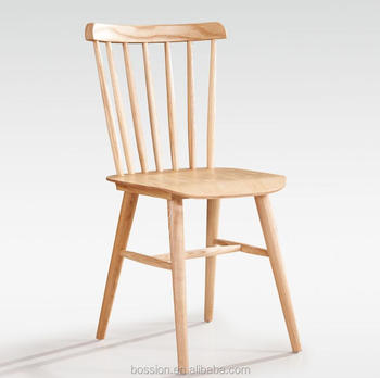 Attractive Repica Wooden DWR Salt Chair For Dining Room