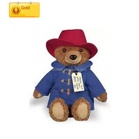 China plush toy manufacturer Fashion Custom Teddy Bear with clothes soft stuffed plush toys