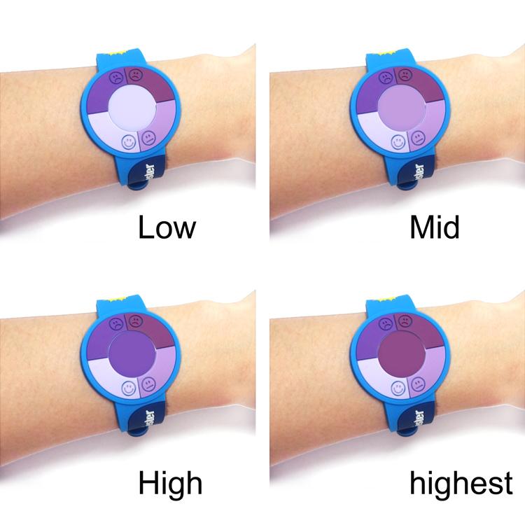 Uv Bracelets Sun Sensor Bracelet Tester
