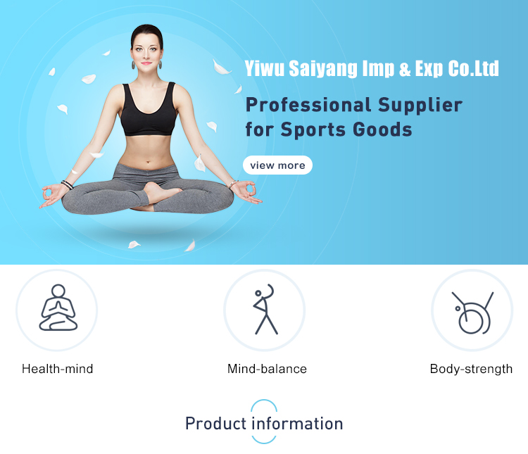 2368 di Alta Qualità di Yoga Rullo Bastone di Massaggio Muscolare Posteriore di Yoga Per Il Fitness Bastone