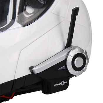 f5794e9479a Hot selling BT Bluetooth Interphone Motorbike Motorcycle Helmet Intercom  Headset T-Rex-1500