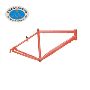 Aluminum city bike frame made by the china supplier with over 20 years experience in making bike frames and assembling bikes