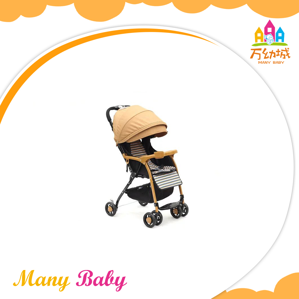 Good Quality adjustable canopy fold baby stroller
