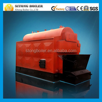 Automatic Chain Grate Coal Fired Steam Boiler Manufacturer