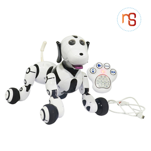 New arrivals remote control electric intelligent toy rc robot dog for wholesale