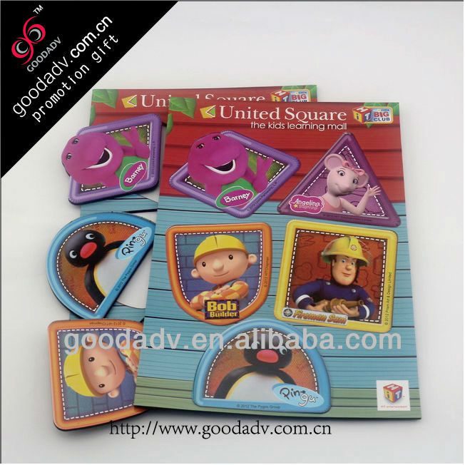 Wholesale lovely cartoon EVA jigsaw puzzle