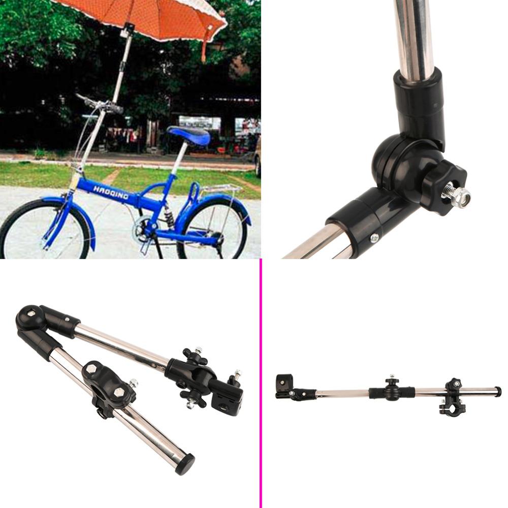 Велосипед кресло коляска зонт разъем держатель горе стенд новое
