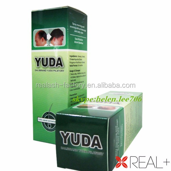 private label manufacturers OEM anti hair loss products YUDA hair serum