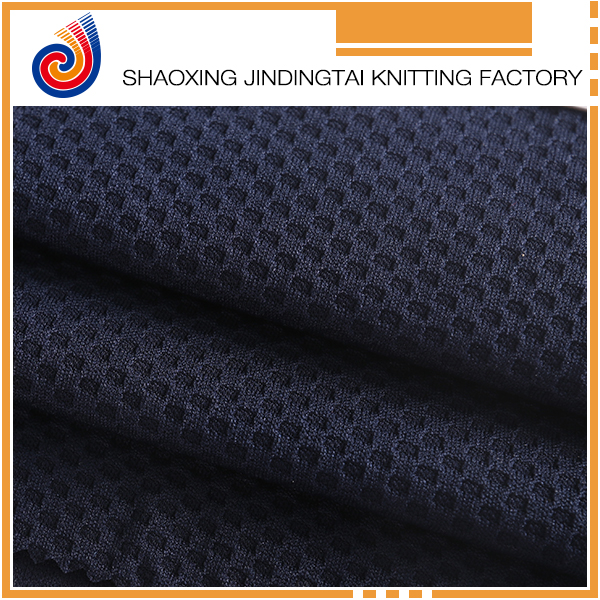 Good quality Honeycomb polyester fabric for backpacks