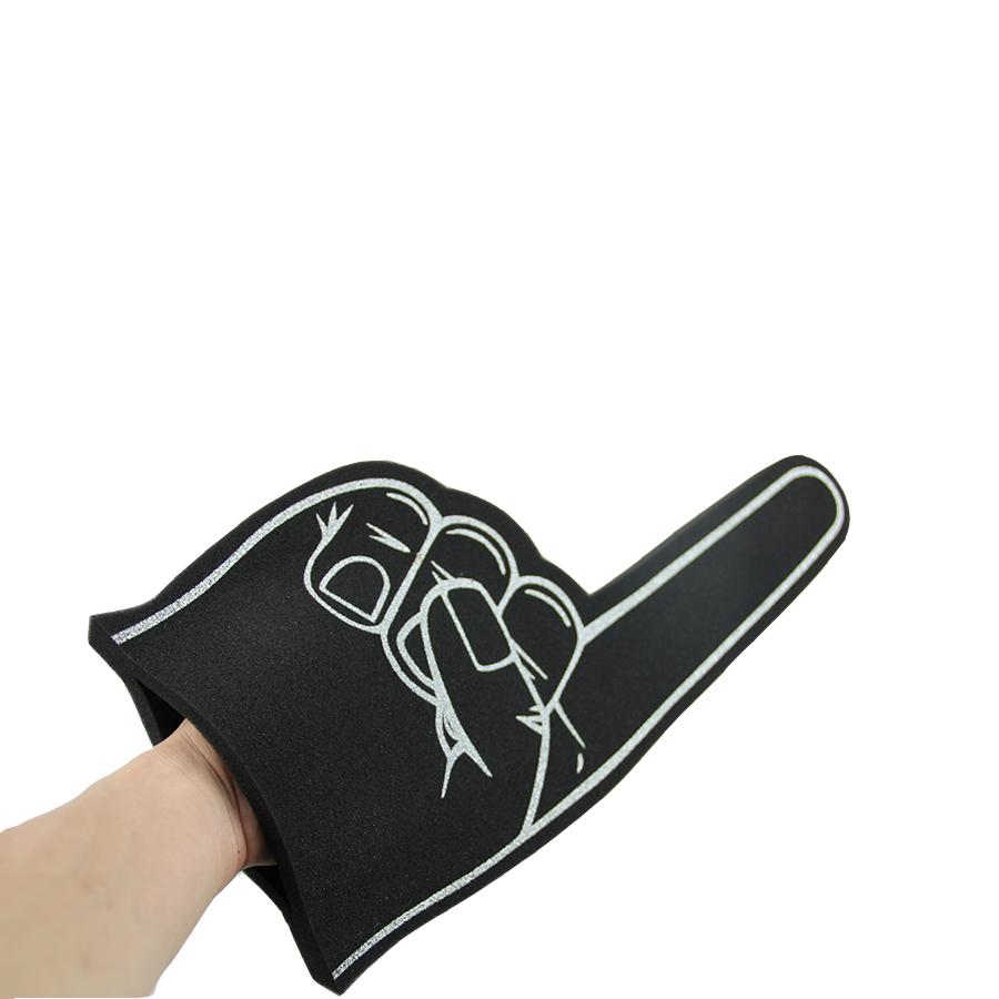 Hand Schaum machen Schaum Finger benutzerdefinierte Schaum Finger kein Minimum für Geburtstagsfeier