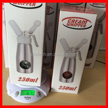 water soda maker cream whipper cracker spray whipped cream - Soda Maker