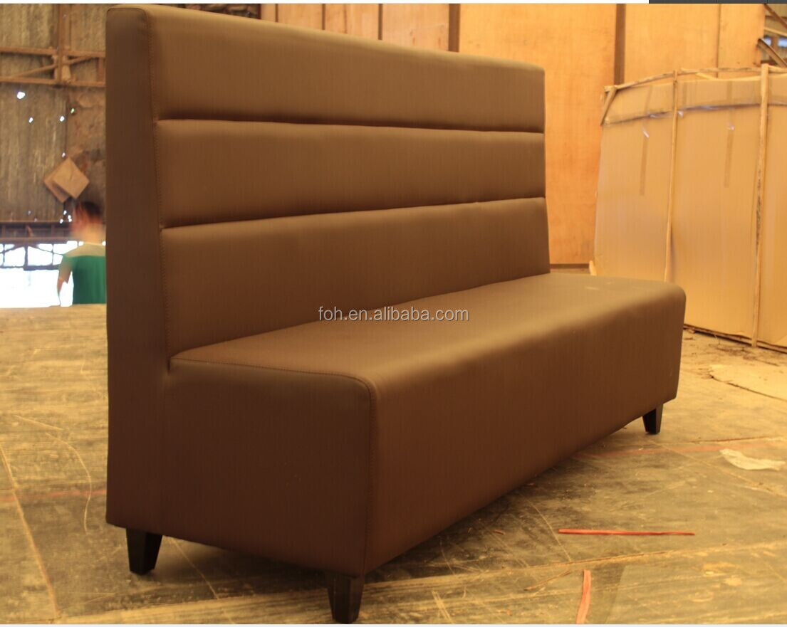 Hot Cafe Chain Sofa Foh Xm34 640 Set Product On Alibaba