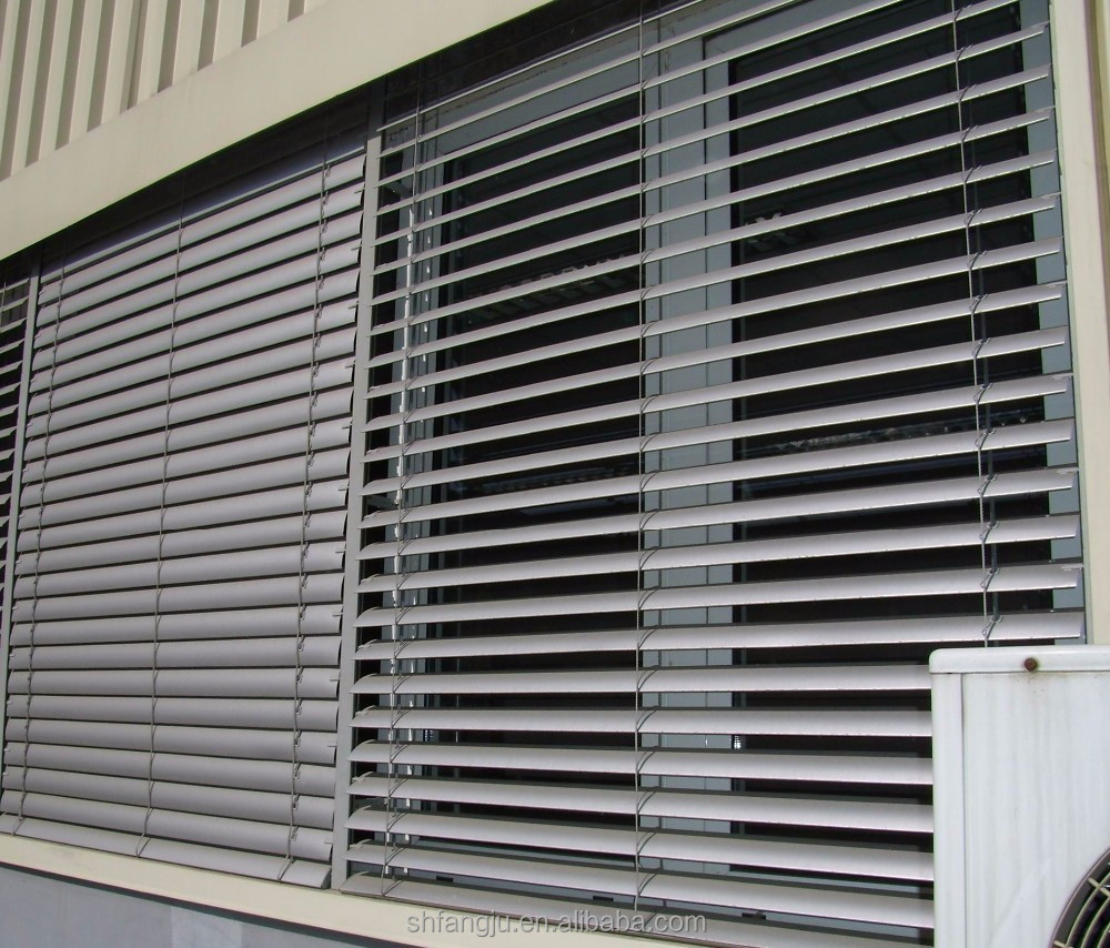 Aluminum slats for 25mm venetian shutters buy aluminium - Exterior Aluminum Blind Exterior Aluminum Blind Suppliers And Manufacturers At Alibaba Com