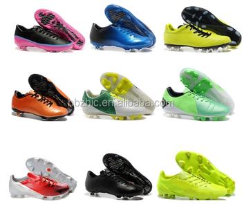 4153f73d7ab75 2016 Estilo De Moda Zapatos De Fútbol Para Hombres Botas De Fútbol ...