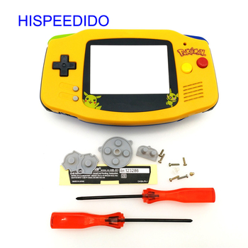 Mixed Color Replacement For Pokemon Gba Plastic Housing Full Housing ...