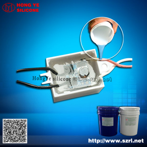 circuit board potting silicone rubber for led encapsulation