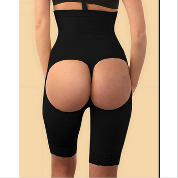 db0892c6ac High Enhancing Compression Body Shapers Waist Butt Lifter Trainer Thermal  Shaping Knickers Shorts Control Panties Butt