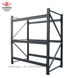 cargo shelf customizable regale schwerlast metal storage rack