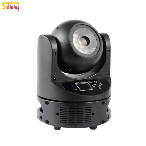 Hot sale Infinite X/Y rotating 60W 4-i-1mini magic dot beam rgbw led moving head