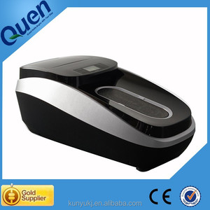 Factory direct supply Quen disposable auto shoe cover dispenser for lab
