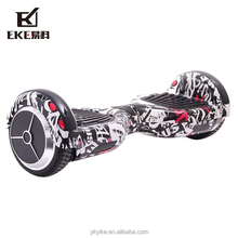 2018 Dual Motor Two Wheel Self Balance Scooter Hoverboard 6.5 Inch for Adults