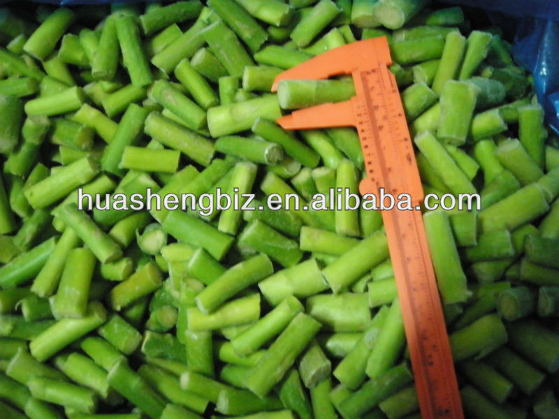 frozen green asparagus tips&cuts