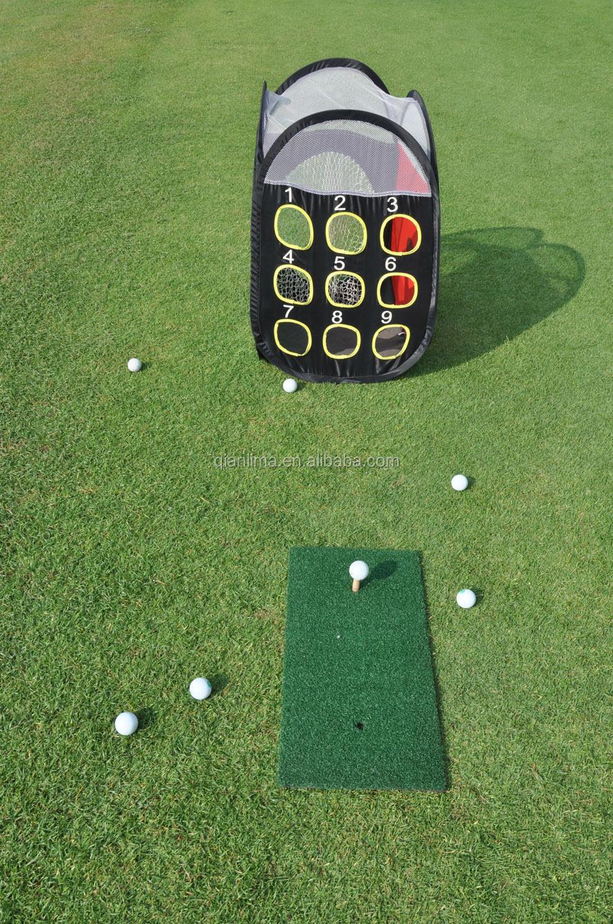 backyard pop up mini shotting target golf chipping net buy