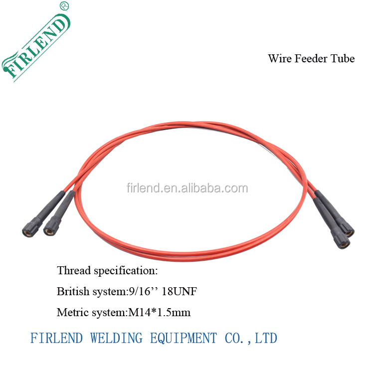 Automatic Welding Wire Feeding Tube,Mig Welding Liner 3m - Buy ...