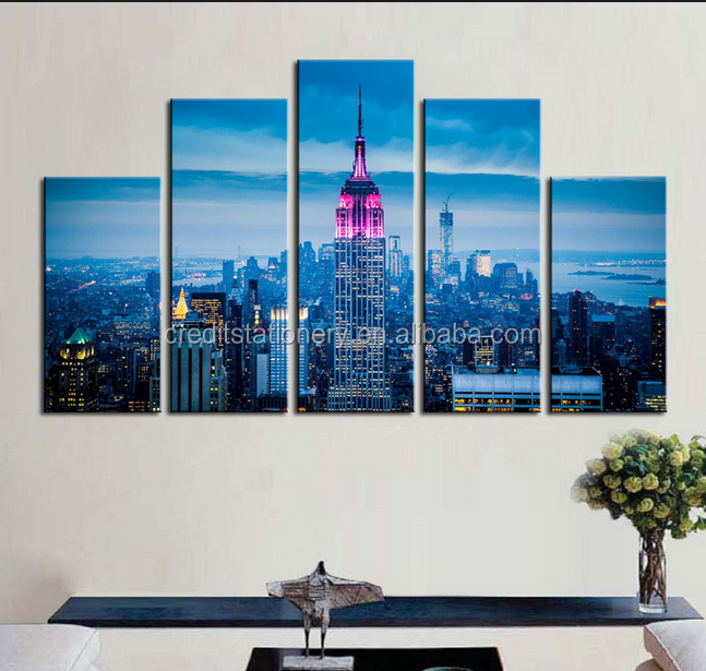 beautiful printed stretched canvas,painting canvas