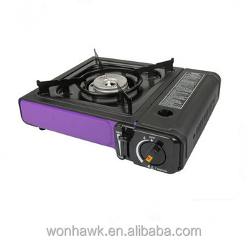 Portable Mini Gas Stove And Cylinder